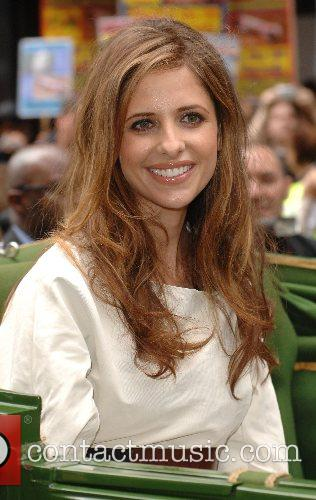 Sarah Michelle Gellar and Harrods 2