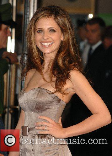 Sarah Michelle Gellar and Harrods 3