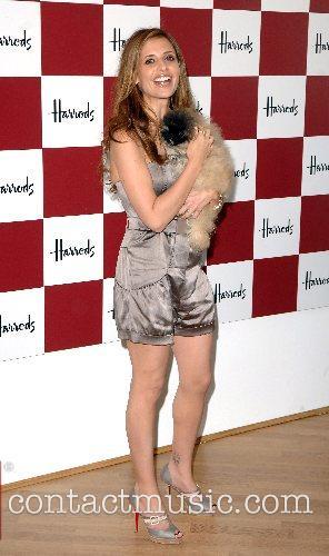 Sarah Michelle Gellar and Harrods 18