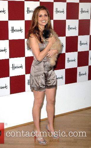 Sarah Michelle Gellar and Harrods 14