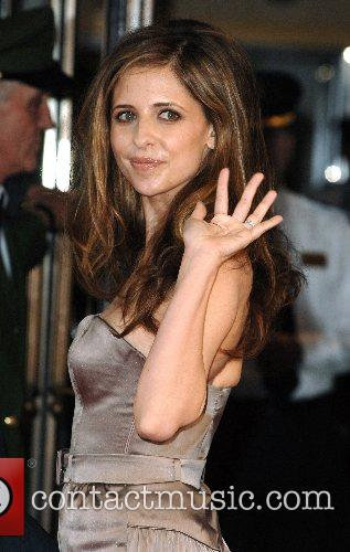 Sarah Michelle Gellar and Harrods 11