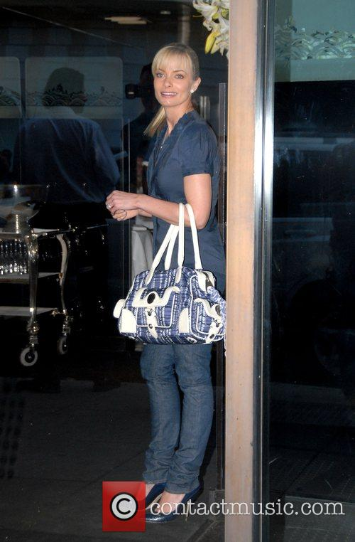 Jaime Pressly and Mr. Chow Restaurant 7