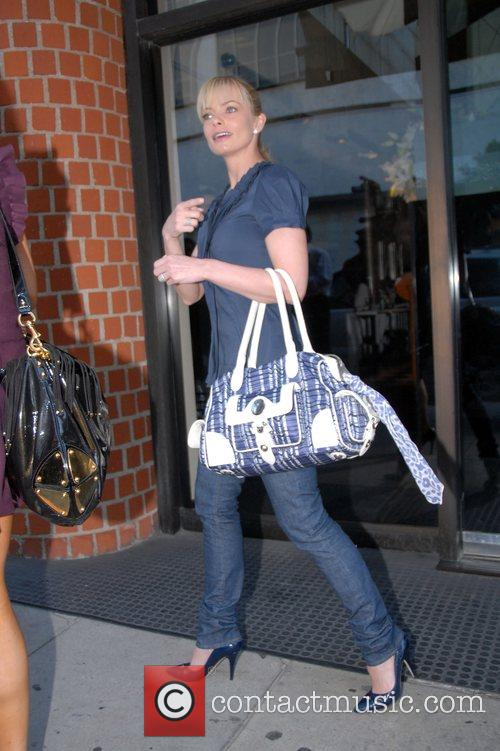 Jaime Pressly and Mr. Chow Restaurant 6