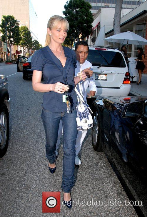 Jaime Pressly and Mr. Chow Restaurant 9