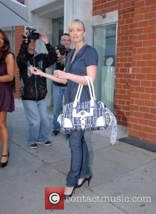 Jaime Pressly and Mr. Chow Restaurant 8