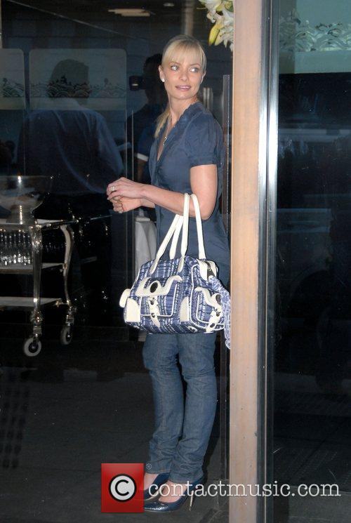 Jaime Pressly and Mr. Chow Restaurant 2