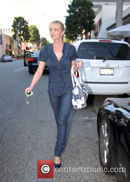 Jaime Pressly and Mr. Chow Restaurant 4