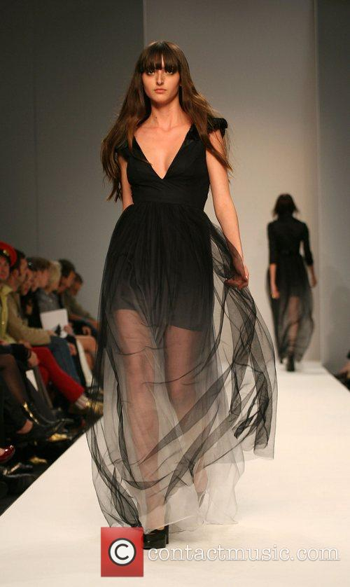 London Fashion Week Spring/Summer 2008 - Jens Laugesen...