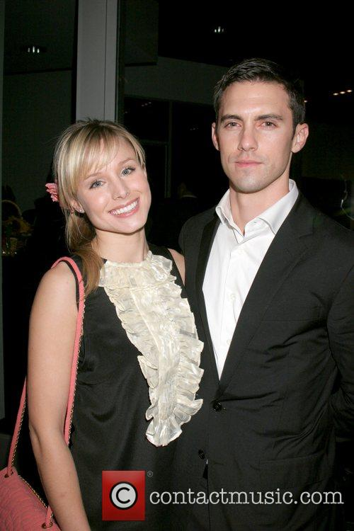 Kristen Bell and Milo Ventimiglia 8