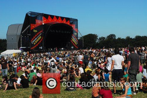 The 2007 Carling Weekend Festival at Bramhall Park