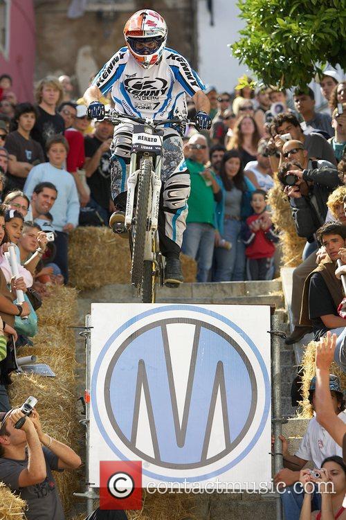 Renato Ventura (por) Of Team Berg Sport Zone 5