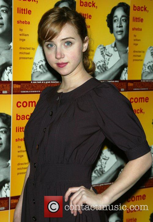 zoe kazan it. Zoe Kazan Planet Hollywood