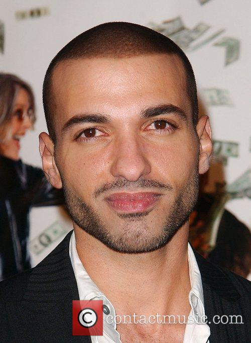 Haaz Sleiman Mad Money Los Angeles premiere -...
