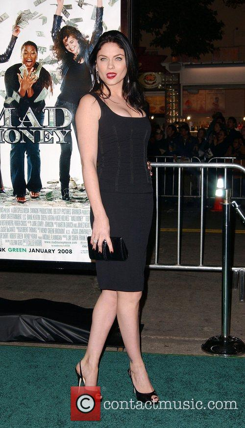 Jodi Lyn OKeefe Mad Money Los Angeles premiere...