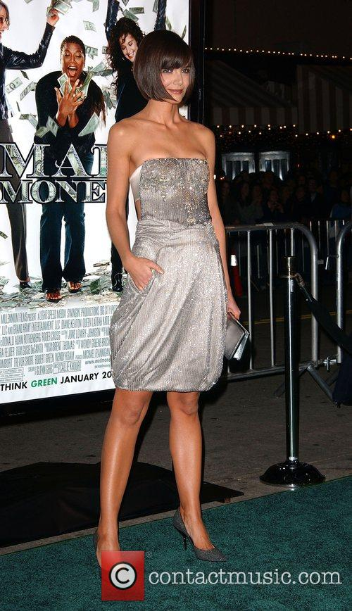 Katie Holmes Mad Money Los Angeles premiere -...