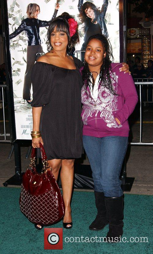 Niecy Nash and daughter Donielle Nash Mad Money...