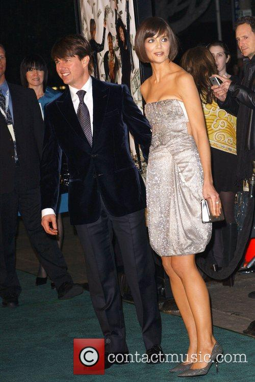 Tom Cruise and Katie Holmes Mad Money Los...