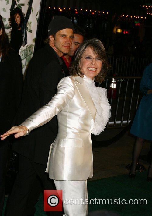 Diane Keaton  Mad Money Premiere - Arrivals...