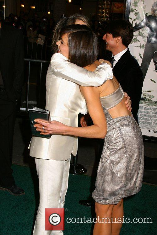 Diane Keaton, Katie Holmes and Tom Cruise Mad...