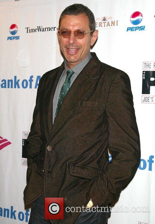 Jeff Goldblum, Central Park