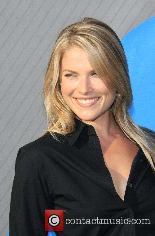 Ali Larter NBC All-Star party at the Beverly...