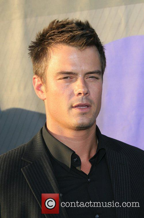 Josh Duhamel NBC All-Star party at the Beverly...