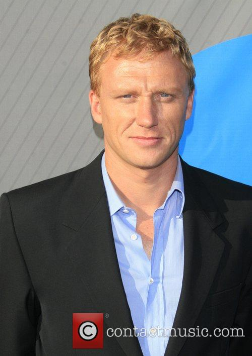 Kevin McKidd (Journeyman) NBC All-Star party at the...