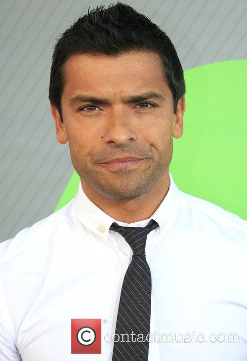 Mark Consuelos, Beverly Hilton Hotel