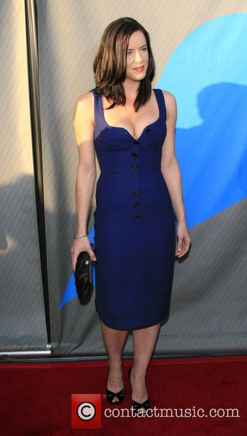 Michelle Ryan NBC All-Star party at the Beverly...