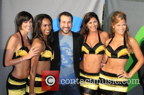 Joey Fantone and the girls from The Singing...