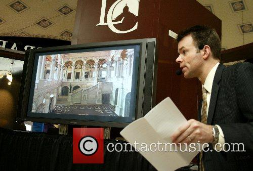 'The Library of Congress' communications director  presents...