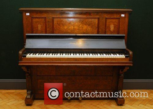James Blunt's Piano  The hit song 'You...