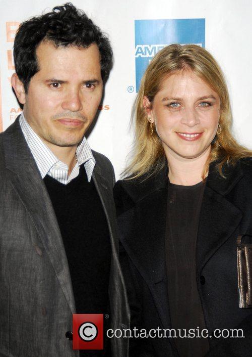 John Leguizamo and Justine Maurer 1