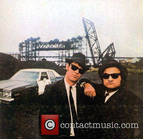 Dan Aykroyd and Blues Brothers