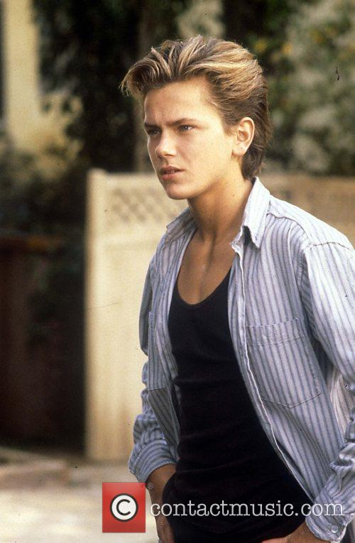 River Phoenix Press Photo