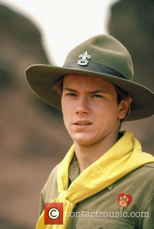 River Phoenix (as Young Indy) Indiana Jones and the Last Crusade (1989) Directed by Steven Spielberg USA - 1989