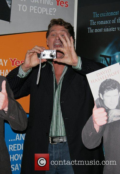 Photocall of his new autobiography ' Making Waves...