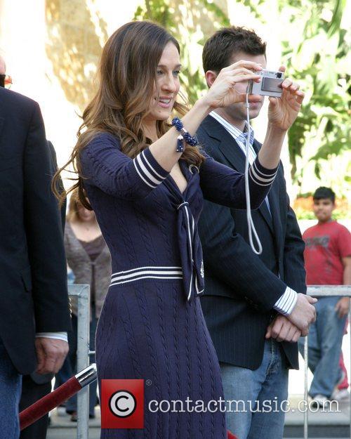 Sarah Jessica Parker and Nathan Lane 1