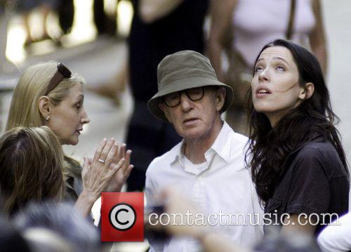 Woody Allen´s latest film project, 'Midnight in Barcelona'...