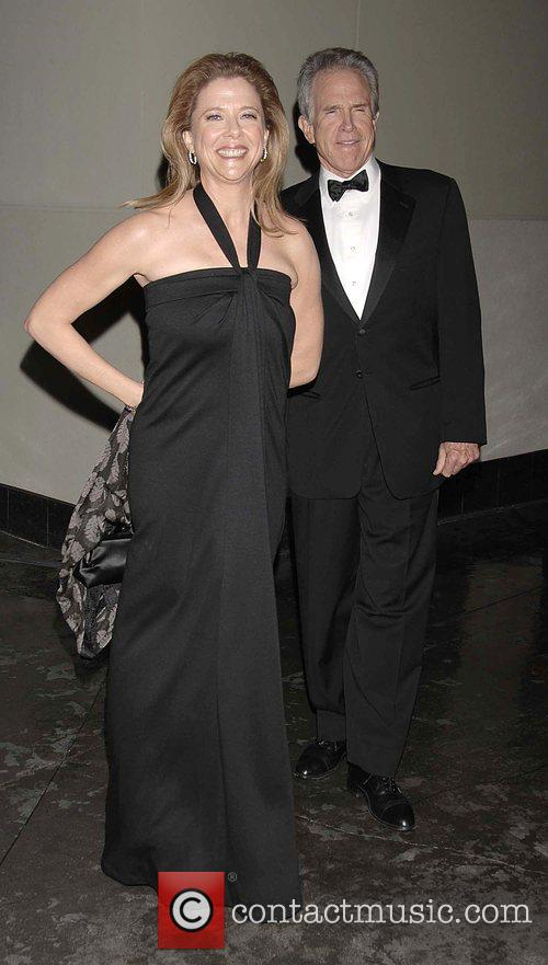 Annette Bening and Warren Beatty American Society of...