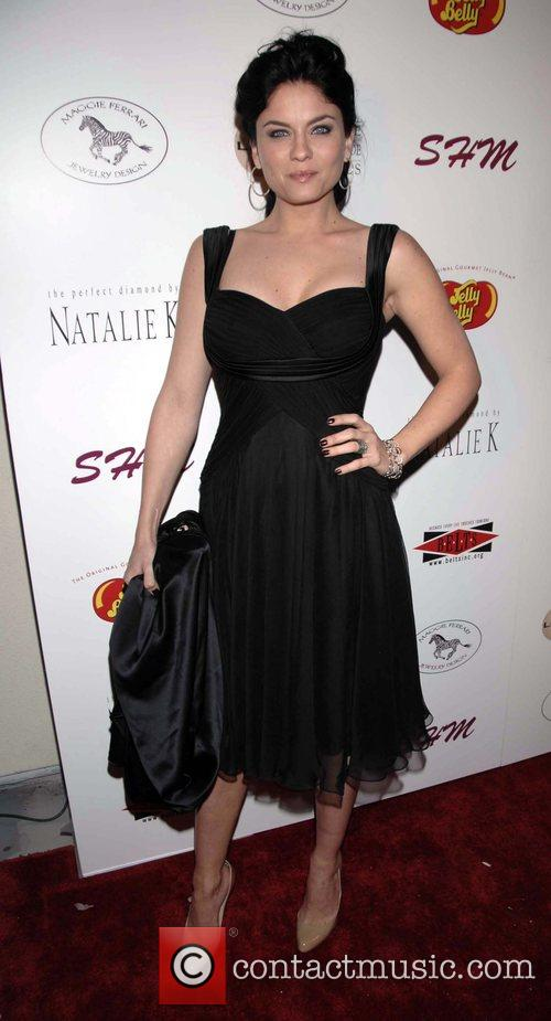 Jodi Lyn O'keefe arrives at the SHM Red...