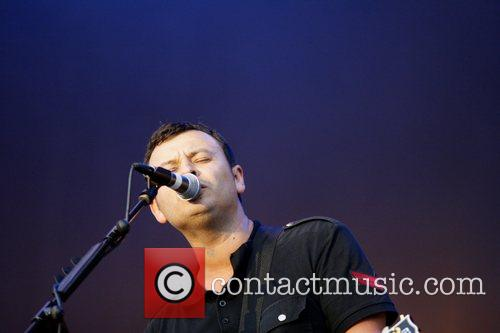 From The Manic Street Preachers performs at the...