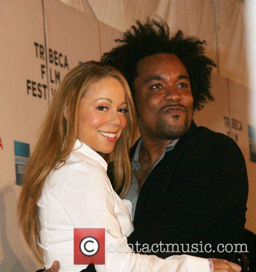 Mariah Carey and Lee Daniels 1