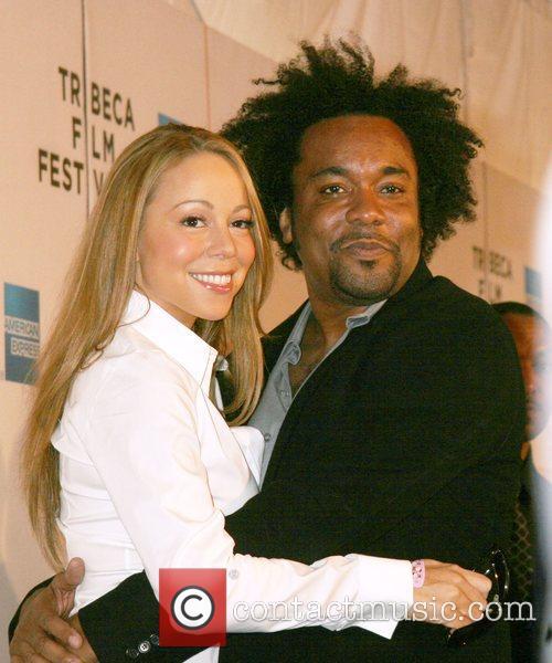 Mariah Carey, Lee Daniels, Tribeca Film Festival