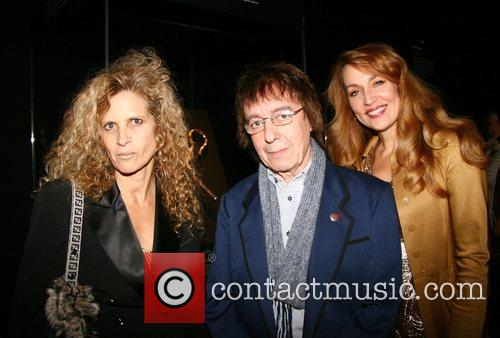 Suzanne Wyman, Bill Wyman and Jerry Hall Charity...