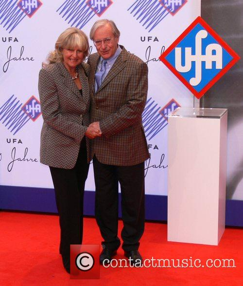 90th Birthday celebration of the UFA film production...