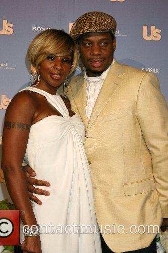 Mary J. Blige and Kendu Isaacs US Weekly...