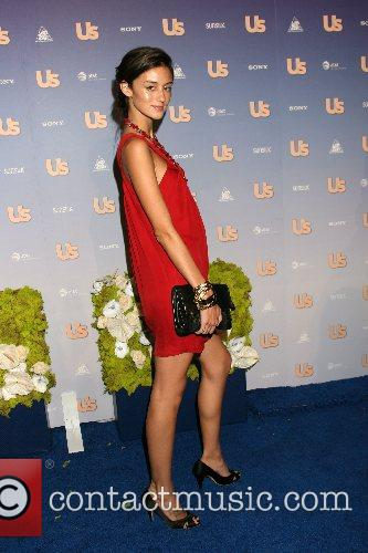 Caroline D'Amore US Weekly Hot Hollywood Party at...