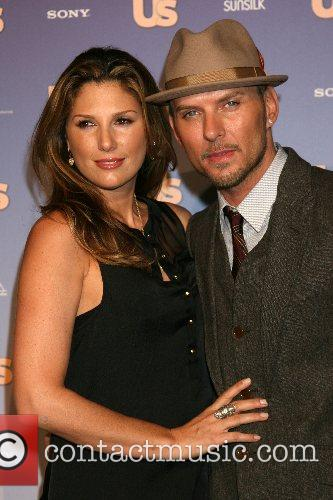 Daisy Fuentes and guest US Weekly Hot Hollywood...