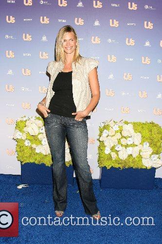 Natasha Henstridge US Weekly Hot Hollywood Party at...